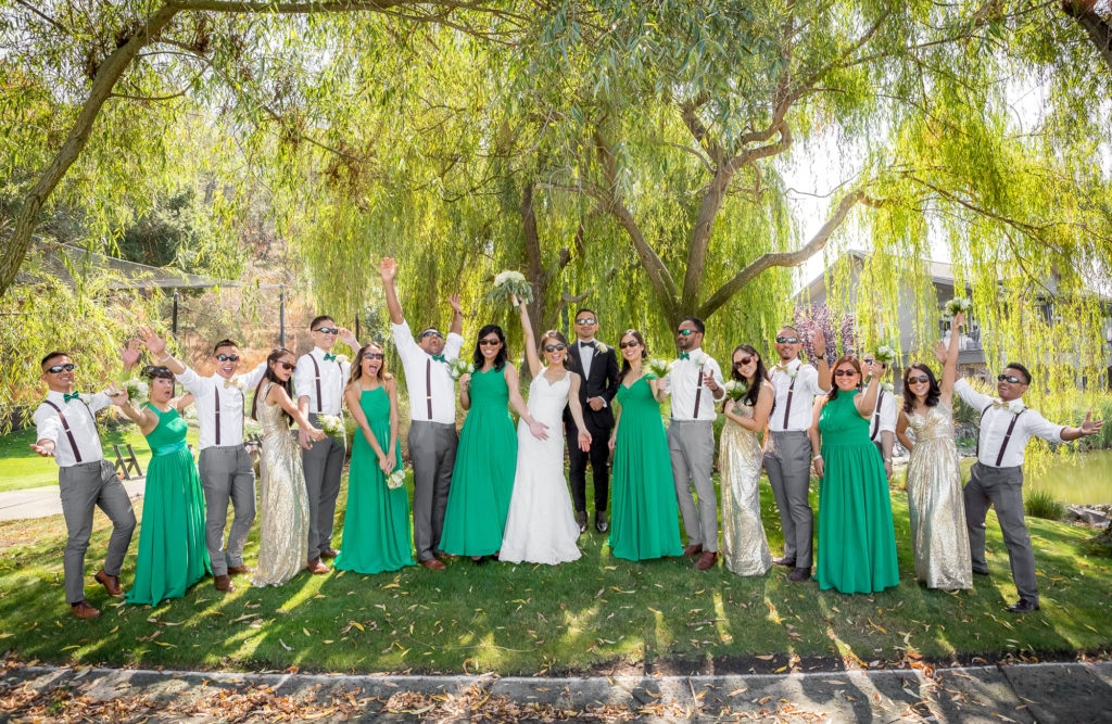 Stonetree Golf Club, Novato - Clay Lancaster Wedding Photography