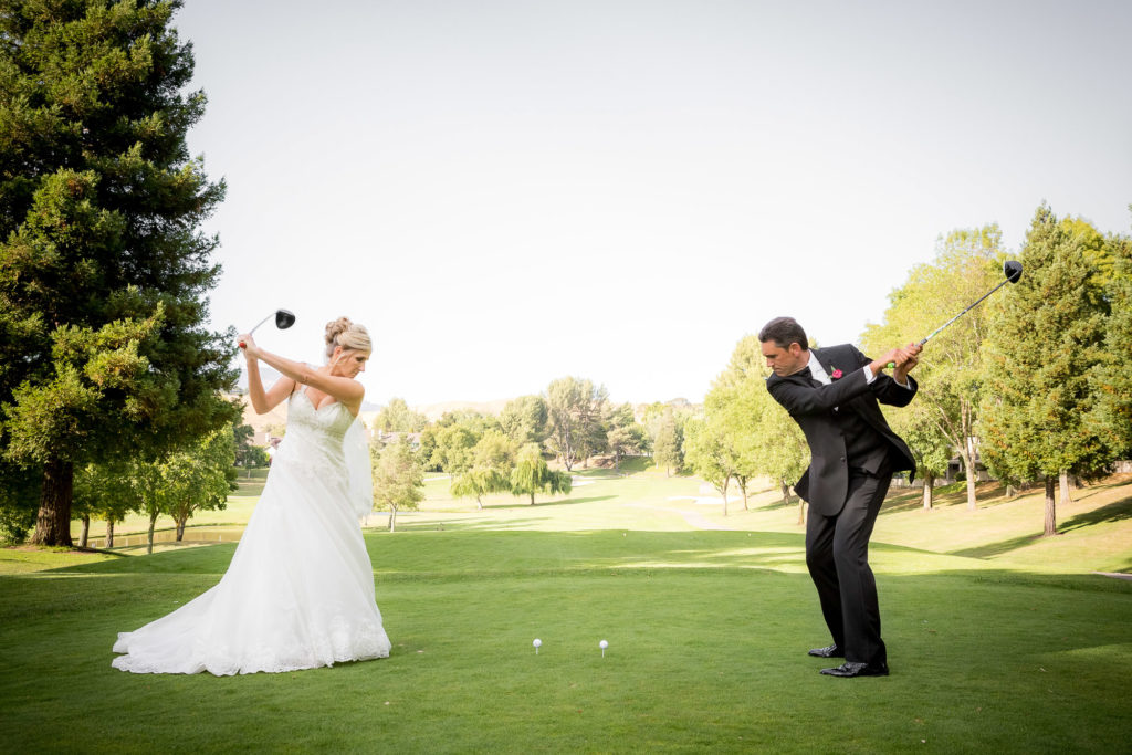 Crow Canyon Country Club, Danville - Clay Lancaster Wedding Photography