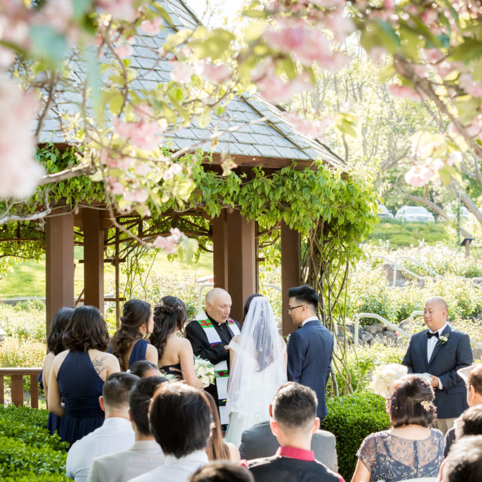The Garden at Heather Farms Wedding - Walnut Creek - 2018